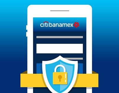 Citibanamex / Seguridad Digital / Banca Electrónica
