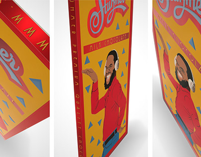 Chocolate packaging (STÜHMER REFACE Competition)