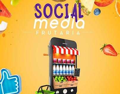 Frutaria - Direção de arte digital