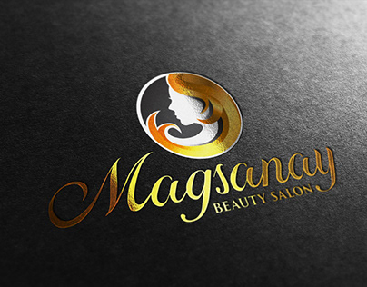 Magsanay Beauty Salon Logo