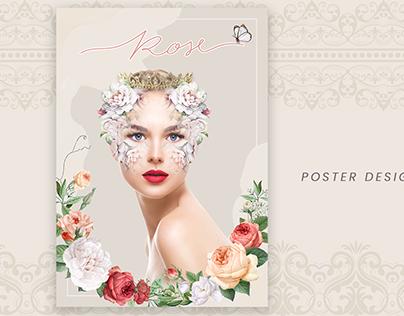 Rose - Poster Design