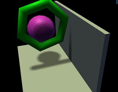 Three.JS 3D Webapp
