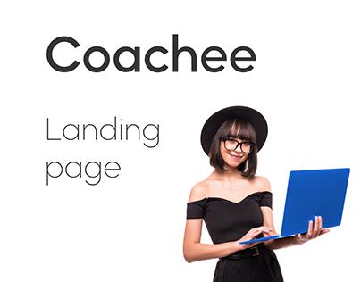 Дизайн лендинга / Landing page design