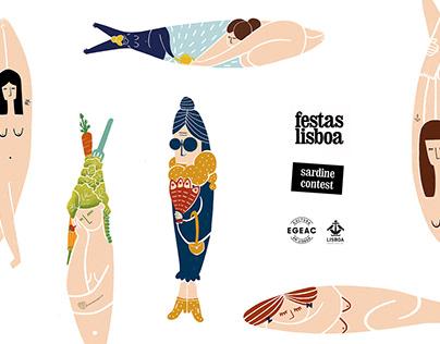 Sardines Contest Festas de Lisboa 2019 - 2020