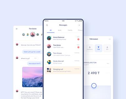 Ultimate Telegram redesign