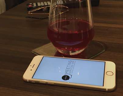 "Meeting Services App ""Cheers"" Video"