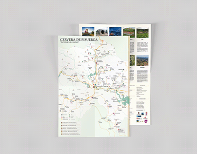 Mapa Turístico - Ruta Lebaniéga