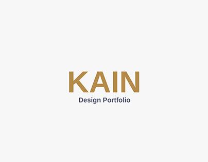 Design Portfolio Kerkhove Kaïn