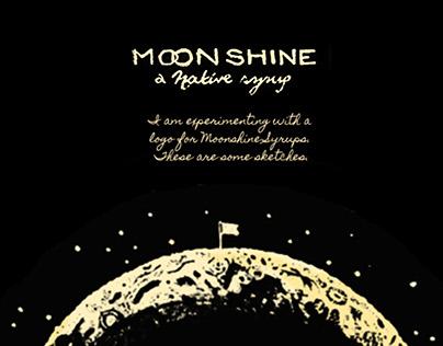 Moonshine Syrups Logo