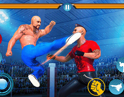 UFC Fighting Game