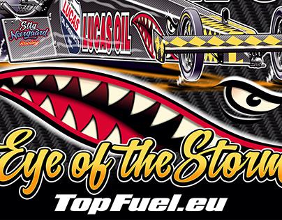 Stig Neergaard Top Fuel Drag Racing - Team Identity