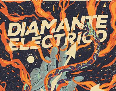 DIAMANTE ELÉCTRICO - LA GRAN OSCILACIÓN TOUR USA 2017