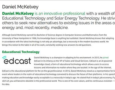 Certified Consumer Reviews - Daniel McKelvey