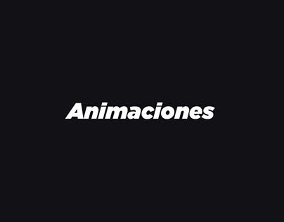 Animaciones para redes sociales