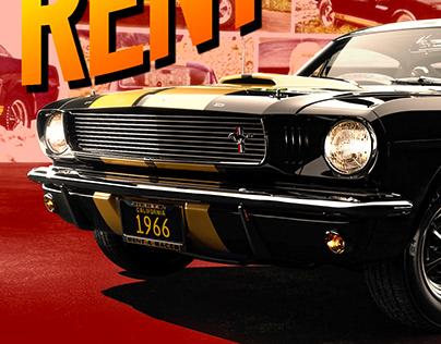RENT-A-RACER HERTZ