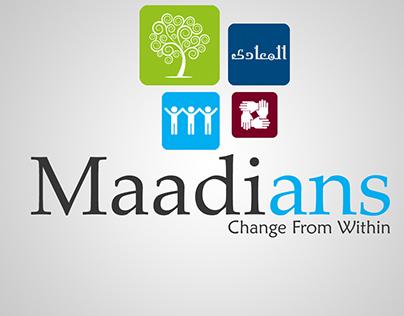 Logo Project Maadians.