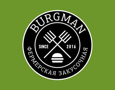 BURGMAN — farm bistro