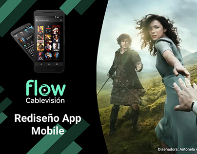 Rediseño Flow App Mobile