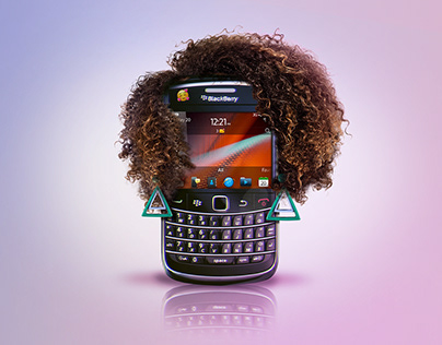 Blackberry - Be part of the gang 2014