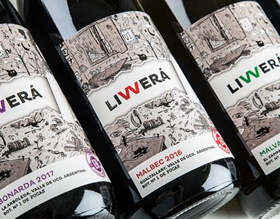 Wine Branding & Label. Escala Humana. LIVVERÁ 2016/2017