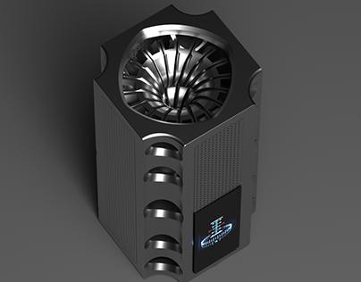 Air purifier MK-1