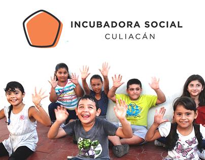 Incubadora Social Culiacán - Brand Identity