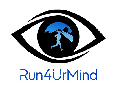 Logo for running group