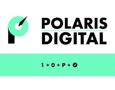 Polaris Digital - Logo Design Concept