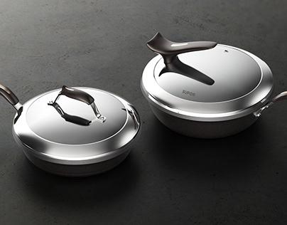 SUPOR FRYING PAN
