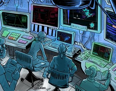 COVID-19 data science