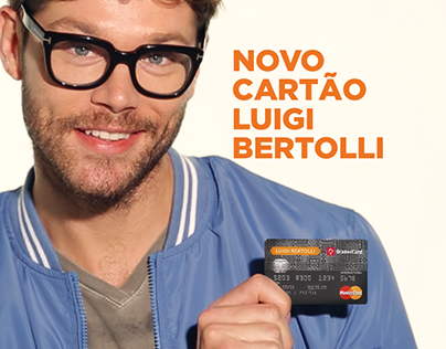Luigi Bertolli • Bradesco Card
