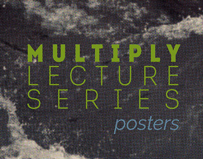 Multiply Series Posters