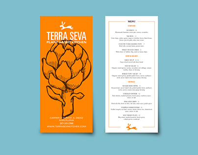 Terra Seva. Plant Based Kitchen