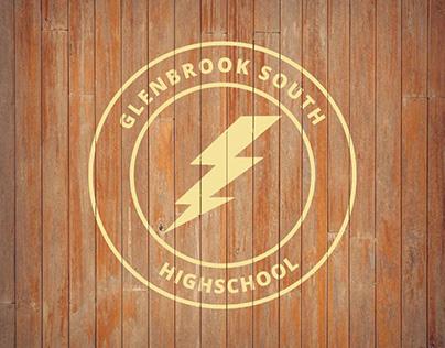 Weathered GBS logo