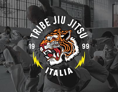 Tribe Jiu-Jitsu Logo & Brand Guidelines