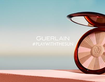 Guerlain • Play With The Sun