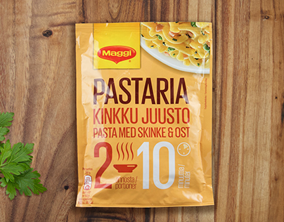 Pastaria - Packaging Design