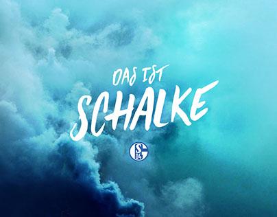 FC Schalke 04 Redesign