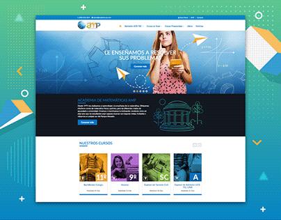 Web Design I Academia de Matemáticas AMP