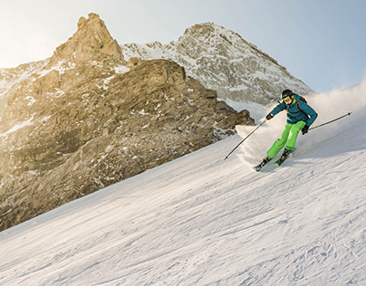 SUSTAINABILITY IN THE SKI INDUSTRY