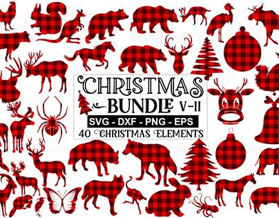Christmas Elements V-02