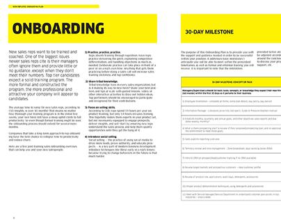New Employee Onboarding Booklet