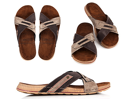 Photography of products, Men Sandals, Shoes