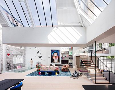 Former Artist's Studio/ Rodić Davidson Architects