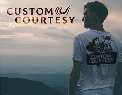 Custom Courtesy