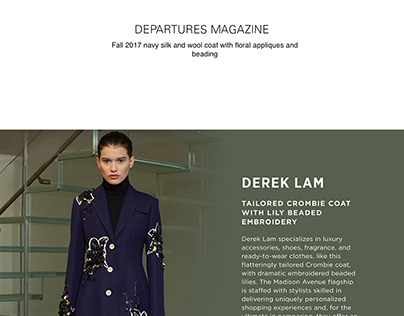 Departures Magazine Fall 2017
