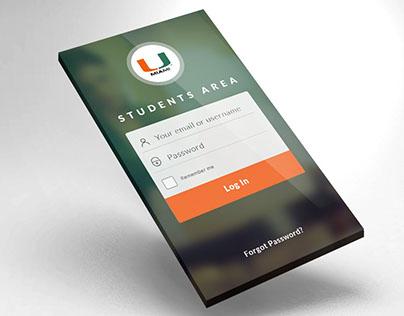 University Of Miami (Online Classroom)