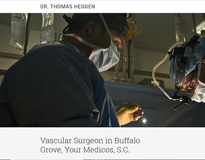 Website - Dr. Thomas Heggen