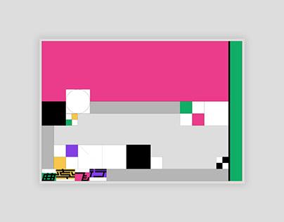 曲率飞行 / Graphics & Visual Identity