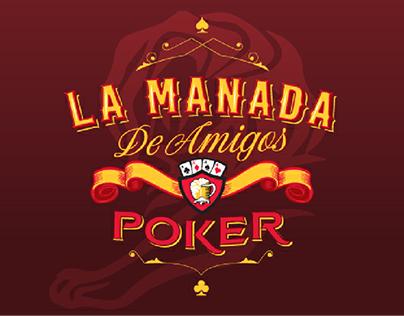 La manada de amigos Poker